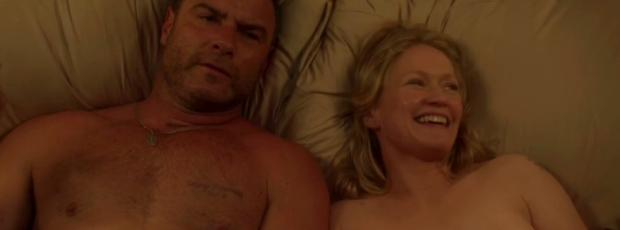 paula malcomson topless in bed on ray donovan 1414