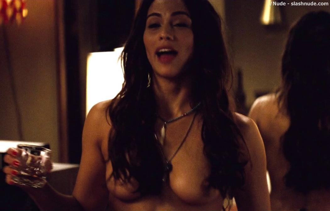 Paula patton 2 guns nude scene