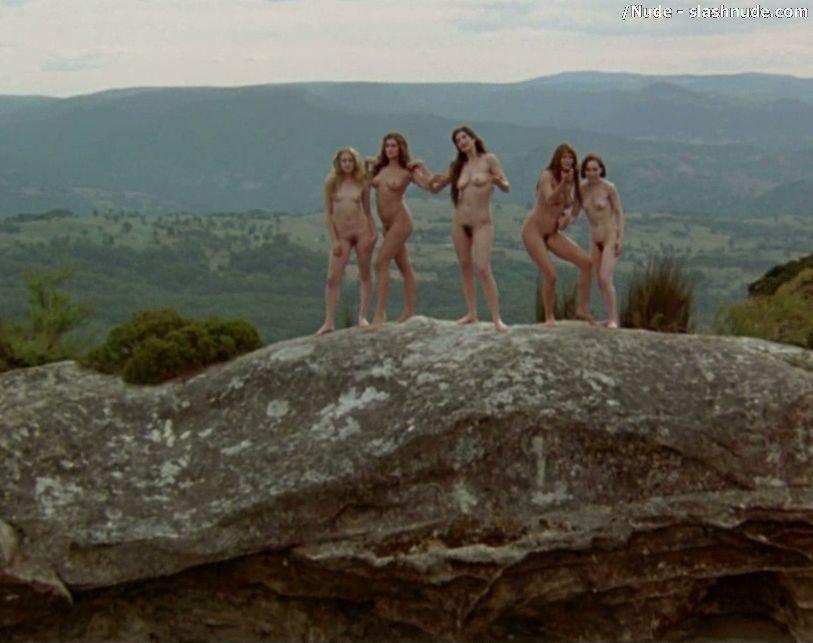 naked bound girls