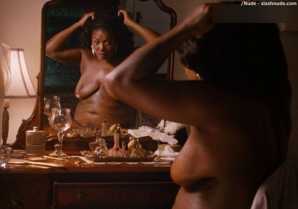 Queen latifah naked photos