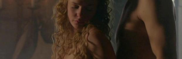 rebecca ferguson nude scenes from the white queen 3632