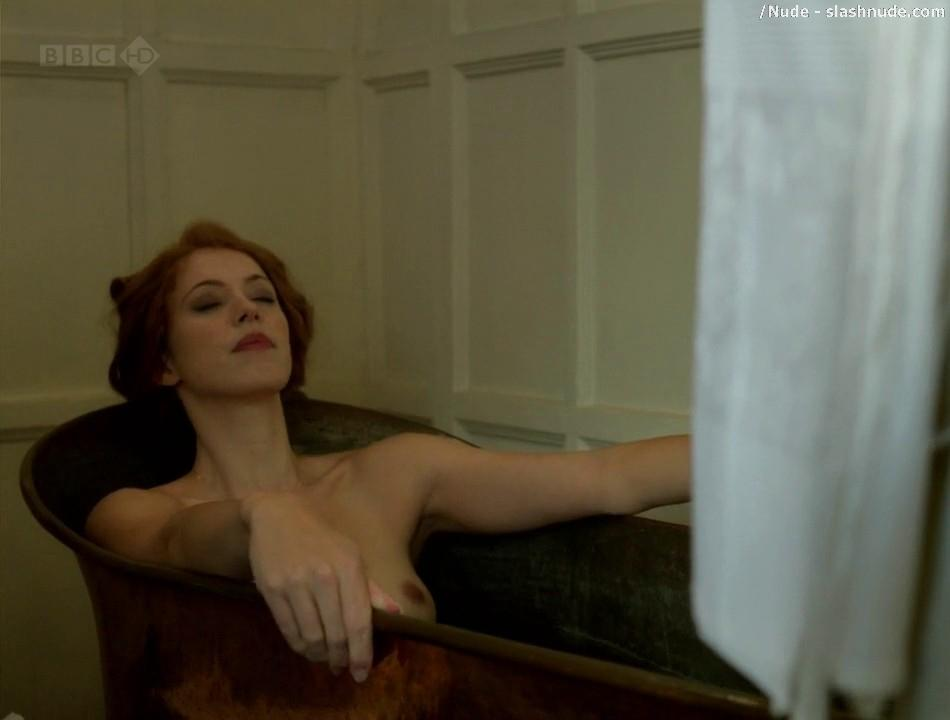 Rebecca Hall Topless For A Bath In Parade End 13