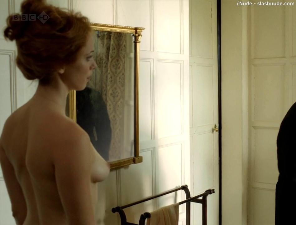 Rebecca Hall Topless For A Bath In Parade End 17