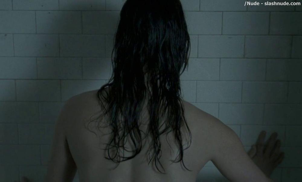 Rebecca Hall Topless In The Awakening 10