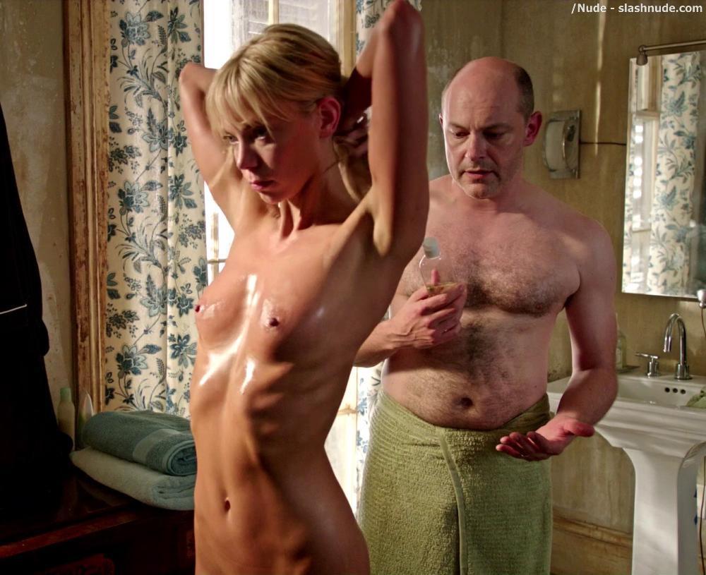 Naked riki lindhome American Actress