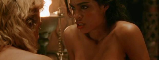 Nacktbilder von Rosario Dawson, Eroric indo nackt