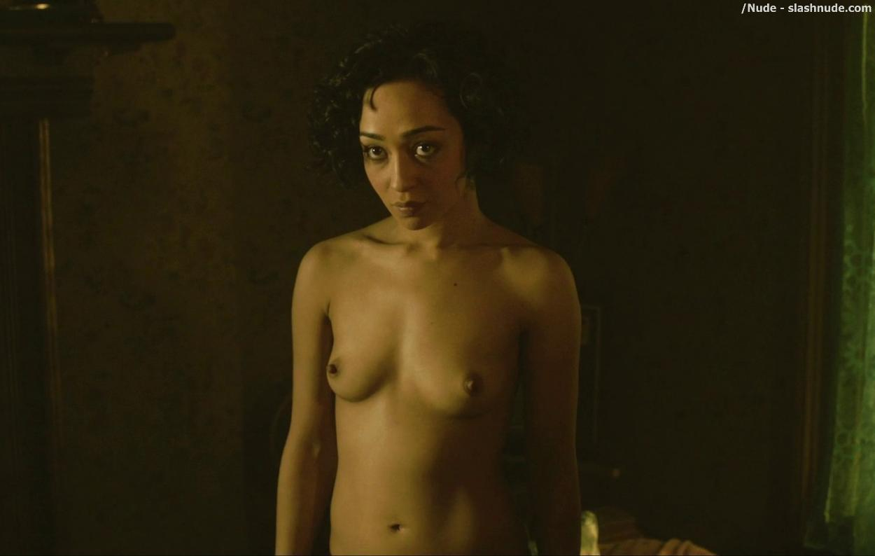 this image of ruth negga above is photo 4 from our ruth negga topless
