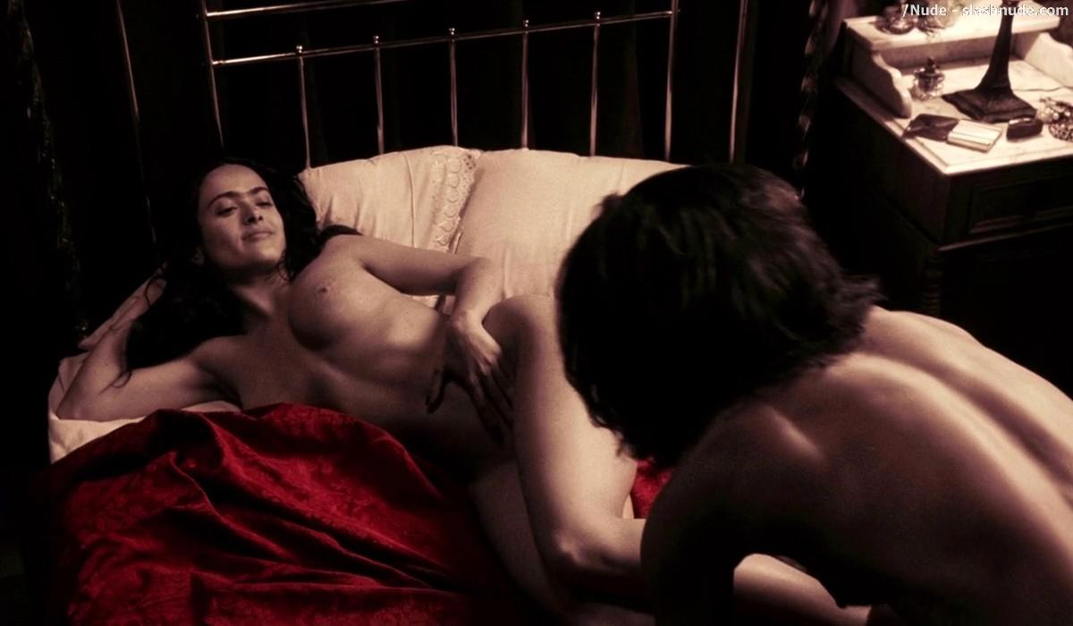 Are not Salma hayek body naked nice idea