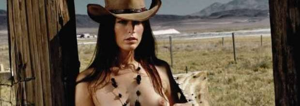 sara jereb nude in the american desert 4496