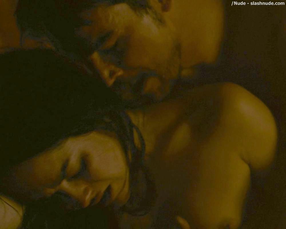sarah greene topless sex scene on penny dreadful photo