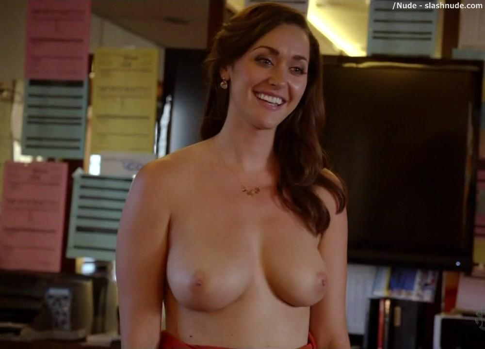 Sarah Power Topless Breasts Need A Little Validation 8