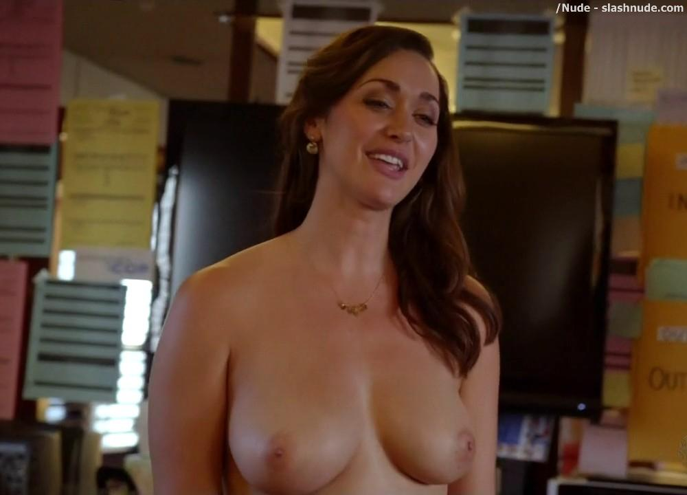 Sarah Power Topless Breasts Need A Little Validation 9