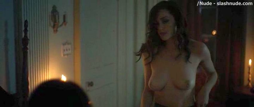 Sarah Power Topless In The Hexecutioners 13