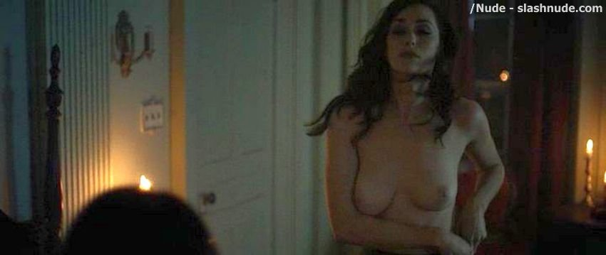 Sarah Power Topless In The Hexecutioners 15