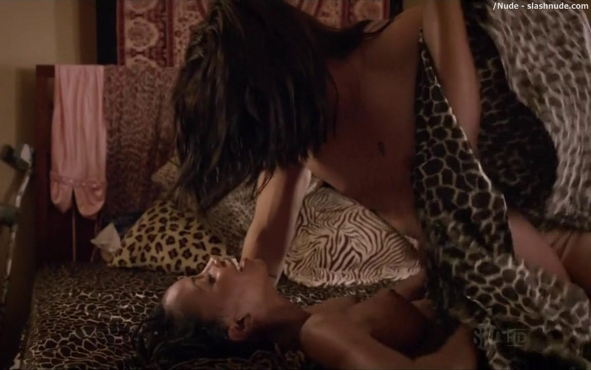 Shanola Hampton Nude In Bed For Baby Making On Shameless 13