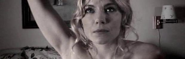 sienna miller topless on bed in two jacks 9007