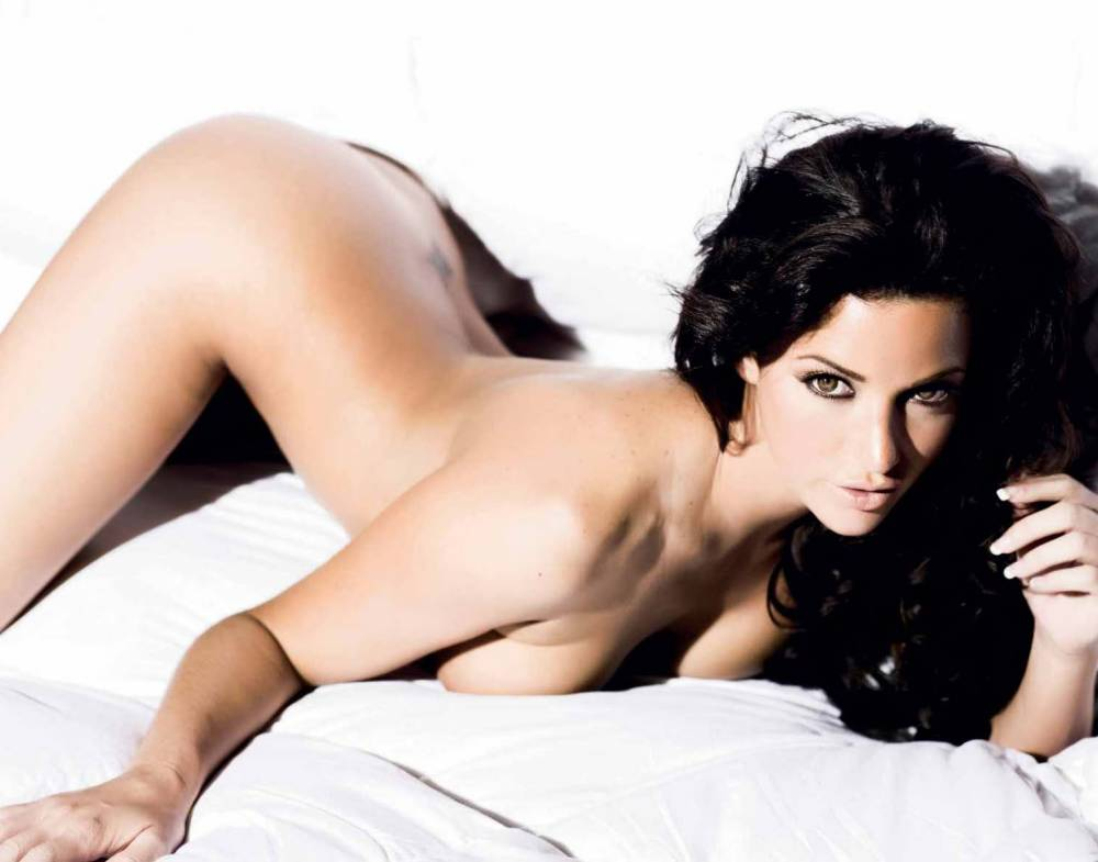 Sophia Cahill Naked Yet Shy In First Topless Shoot 5
