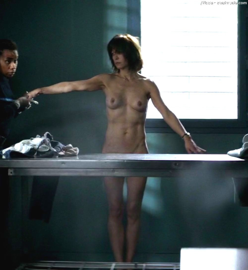 Sophie Marceau Nude For Strip Search In Jailbirds 11