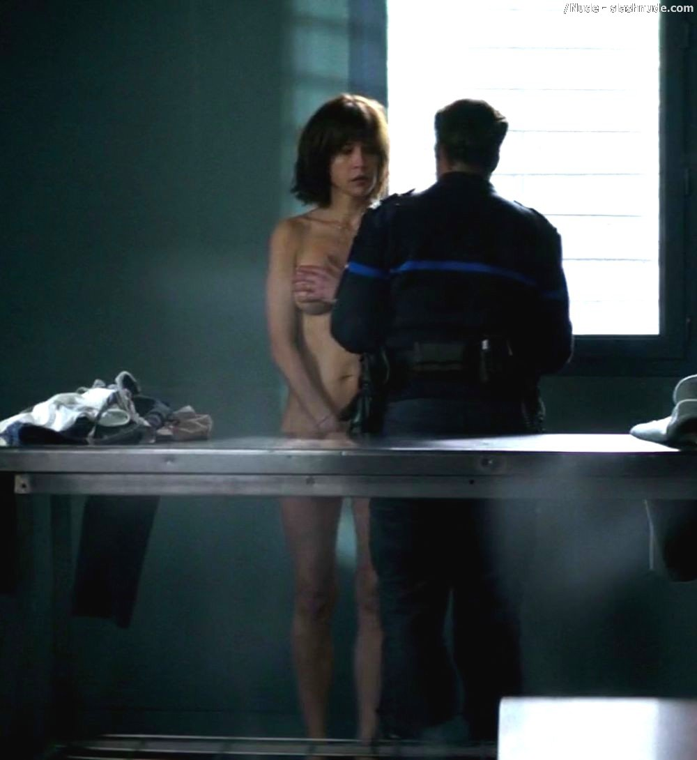 Sophie Marceau Nude For Strip Search In Jailbirds 5