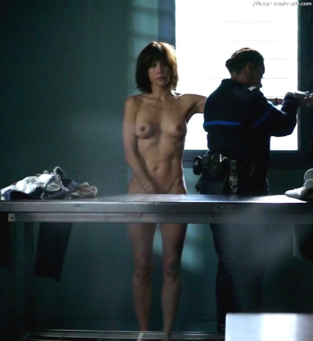 Sophie Marceau Nude For Strip Search In Jailbirds 6