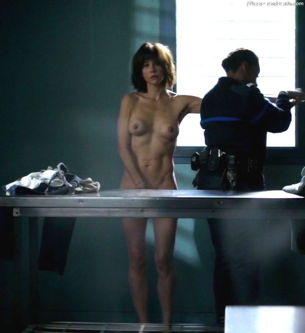 Sophie Marceau Nude For Strip Search In Jailbirds 7