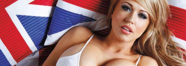 sophie reade nude would make us watch the olypmics 6281