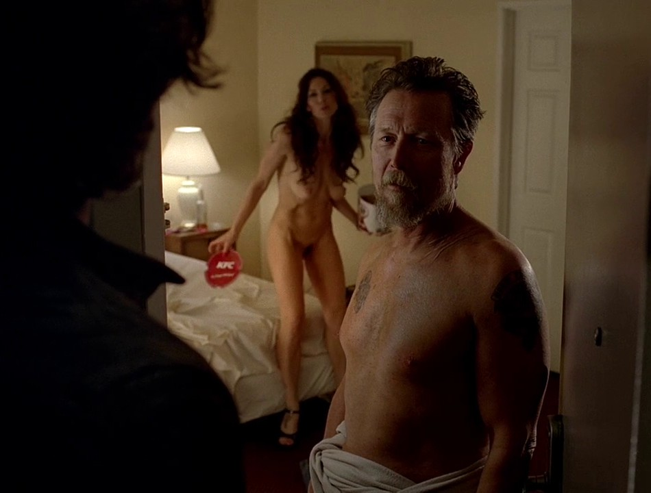 Stacy Haiduk Nude And Full Frontal On True Blood 11