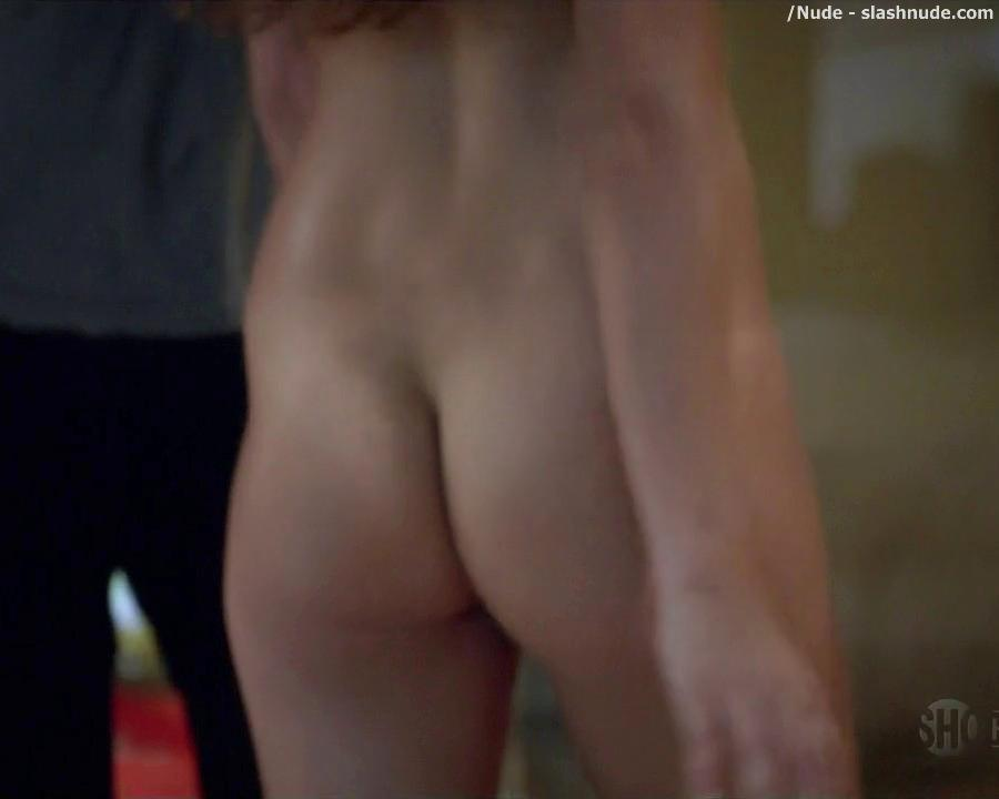 Stephanie Fantauzzi Nude For A Bedroom Invitation On Shameless 9
