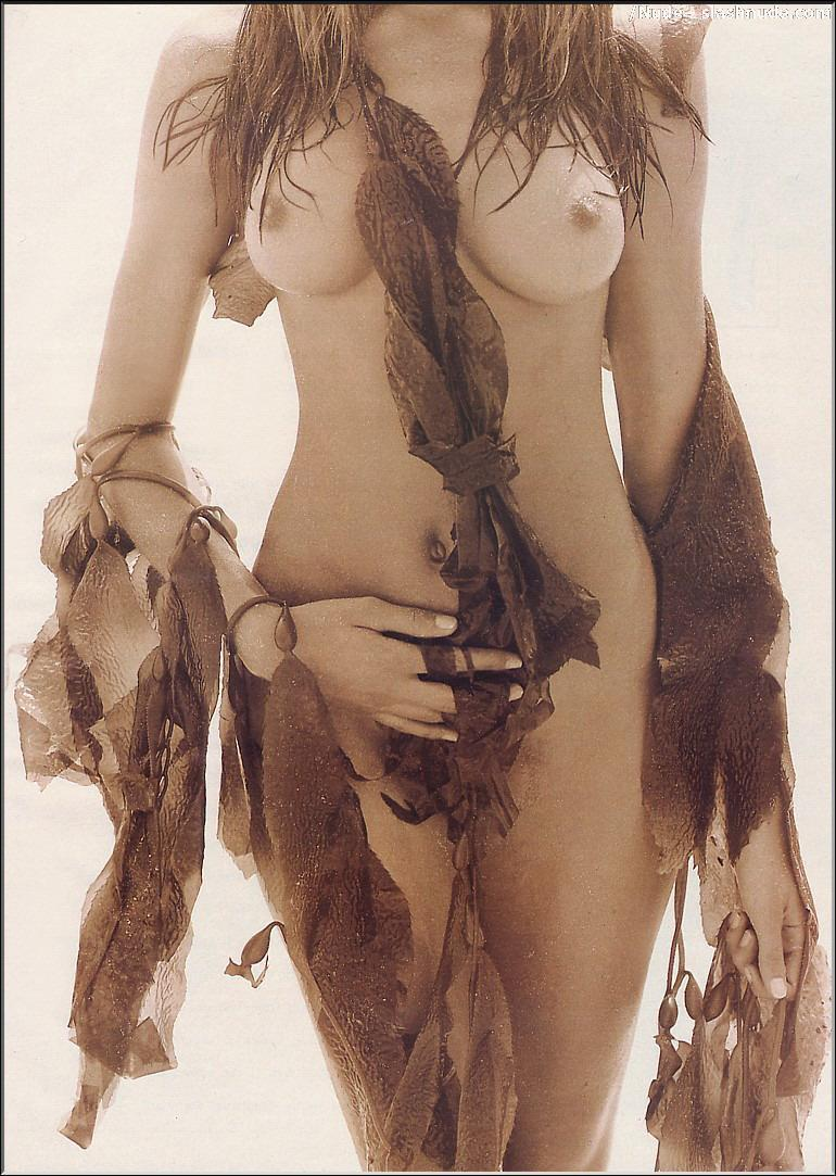 Stephanie Seymour Nude In Classic Playboy Photos 9