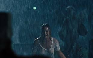 abbie cornish breasts in wet see through from seven psychopaths 0667 13