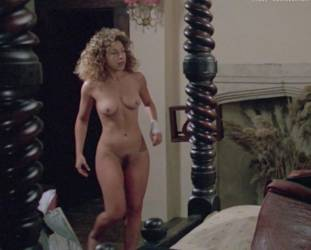 alex kingston nude full frontal in croupier before doctor who 3230 11