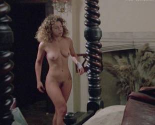 alex kingston nude full frontal in croupier before doctor who 3230 12