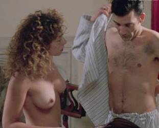 alex kingston nude full frontal in croupier before doctor who 3230 18
