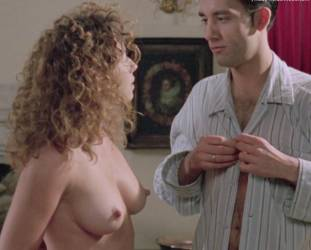 alex kingston nude full frontal in croupier before doctor who 3230 22