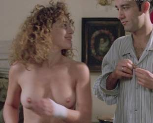 alex kingston nude full frontal in croupier before doctor who 3230 25