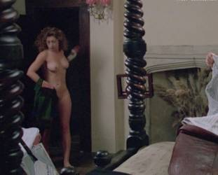 alex kingston nude full frontal in croupier before doctor who 3230 3