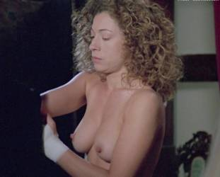alex kingston nude full frontal in croupier before doctor who 3230 30