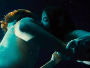 alexandra maria lara topless underwater swim in rush 7911 6