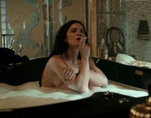 alice braga nude bath in queen of south 2138 1