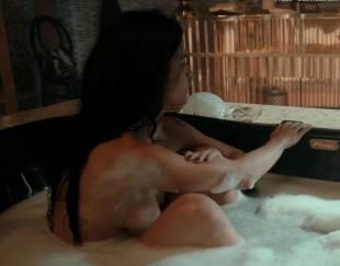 alice braga nude bath in queen of south 2138 6