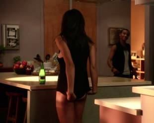 alice hunter topless and casual on house of lies 9095 9