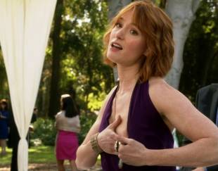 alicia witt topless breast out on house of lies 9935 1
