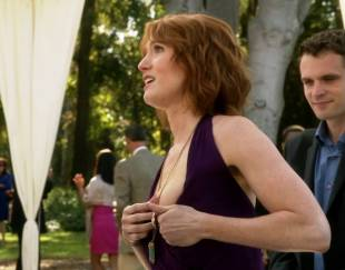 alicia witt topless breast out on house of lies 9935 5