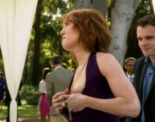alicia witt topless breast out on house of lies 9935 6