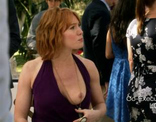 alicia witt topless breast out on house of lies 9935 9