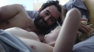 alison sudol topless in bed from transparent 4043 7