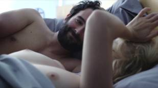 alison sudol topless in bed from transparent 4043 8