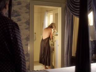 allison janney topless in bathroom on masters of sex 3118 1