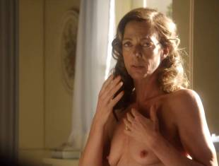 allison janney topless in bathroom on masters of sex 3118 11