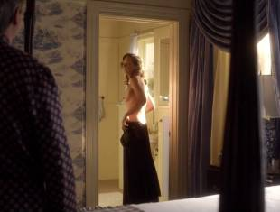 allison janney topless in bathroom on masters of sex 3118 2